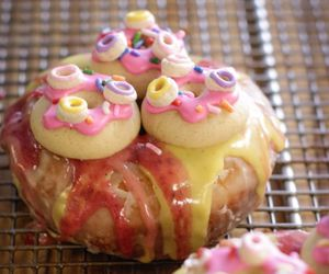 doughnut on doughnut