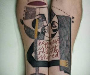 tattoo cubismo