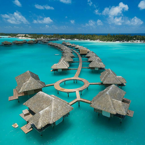 Fancy - Four Seasons, Bora Bora