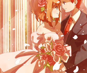 love anime marriage