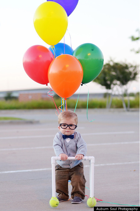 baby, ballons, child, cute, disney - inspiring picture on Favim.com