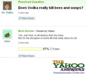yahoo answers