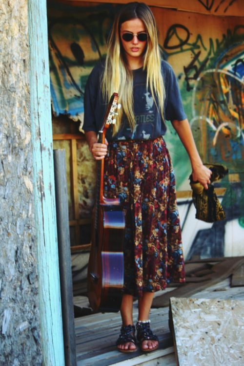 Hipster Style Theberry We Heart It