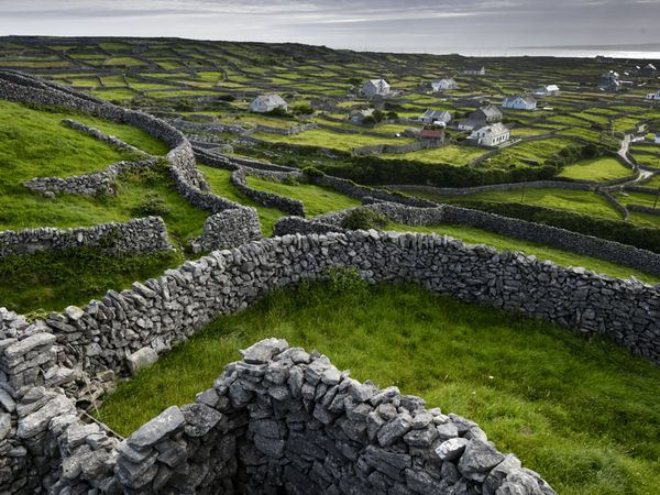 Stone Fence Ireland Fences Ireland | The Best