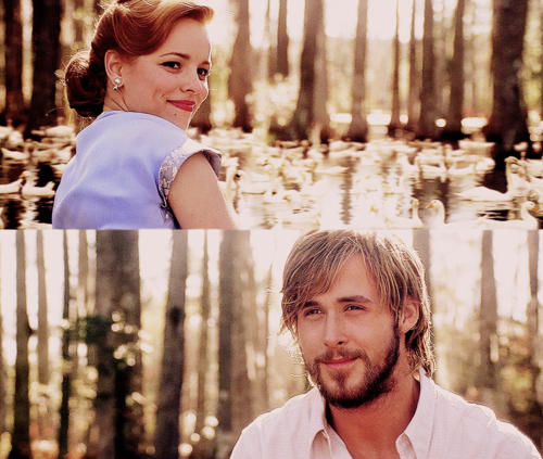 Allie,Movie,Noah,Rachel mcadams,Ryan gosling,The notebook - inspiring picture on PicShip.com