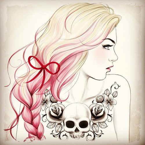 Sketch Series by Tati Ferrigno | Ink Butter™ | Tattoo Aftercare