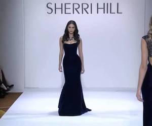 sherrihill dress elegance