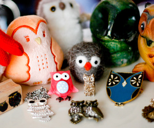owls collection