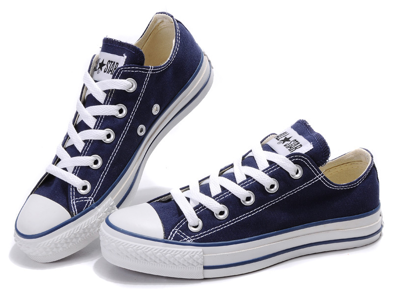 blue all star converse