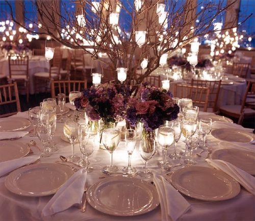 Wedding Candle Centerpiece Ideas Wedding Decorations