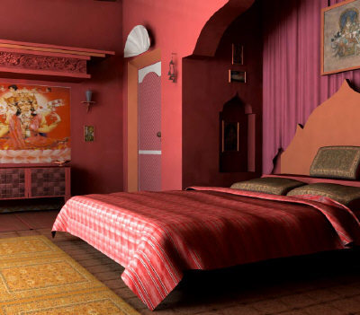 Indian bedroom design on indian style bedroom design - Bedroom interior indian style ...