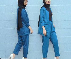 hijab fashion look