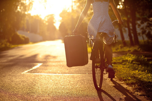 Bicycle_girl_journey_road_suitcase_summer-b73d972d049a22fa794cb71dfc153a0d_h_large