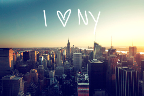 i love new york by *LinaDomina