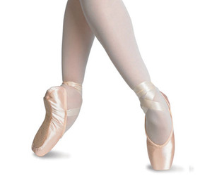ballet shoes pointe
