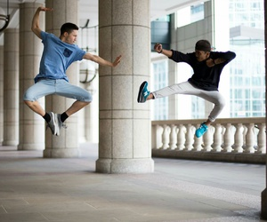 boyband dance crew