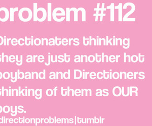 one direction problems