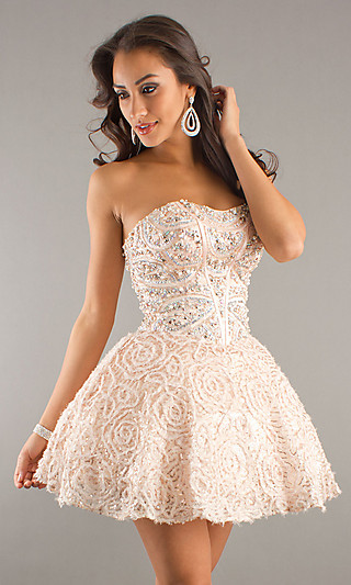 Images of Promgirl Homecoming Dresses - Reikian