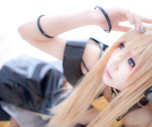 cosplay vocaloid 2