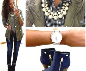 cargo jacket outfit