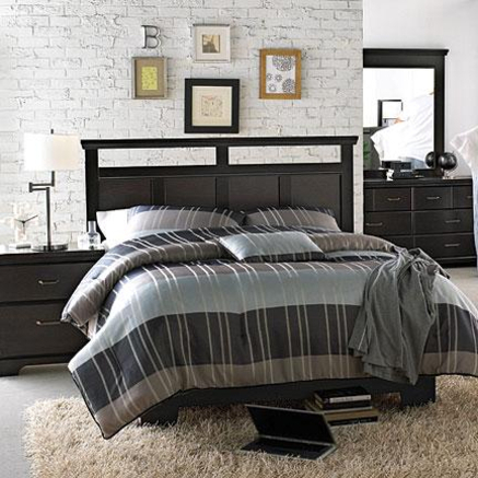 versa bedroom furniture ebony sears sears canada - Sears Bedroom Decor