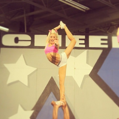 Cheerleader for life♥