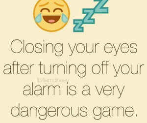 true alarm sleep alarme