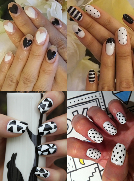 Best-manicure-ideas-summer-2012-black-and-white_large