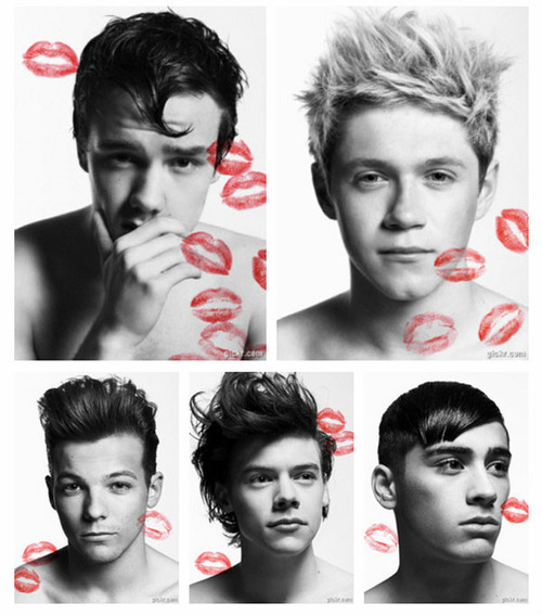 We Love Pop | One Direction Ponystep magazine shoot - as you've never seen them before.