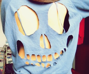 skull cut out