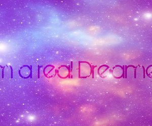 real;dreamer;thats me c: