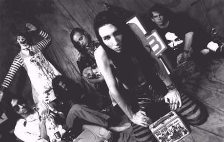 Marilyn Manson And The Spooky Kids. # ...