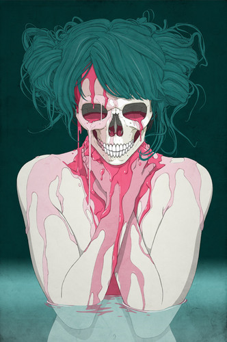 Illustration_skull_women_girl_water_art-35054fd30e3cdf9fd53d36122cc2bc7b_h_large