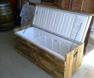 recycled pallets