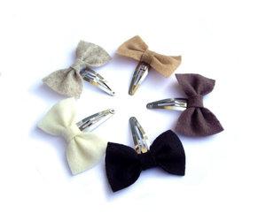 felt hair clip