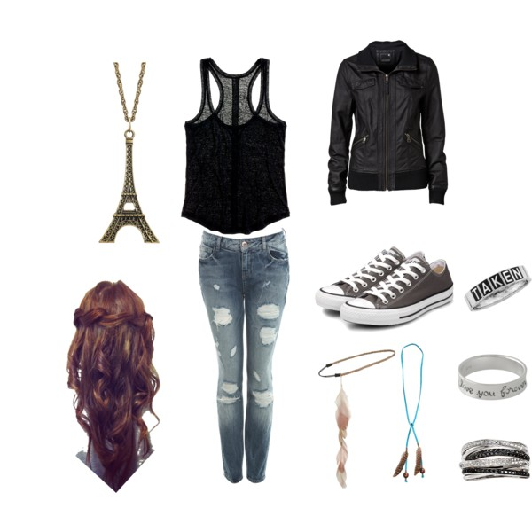 Bad Girl? - Polyvore | We Heart It