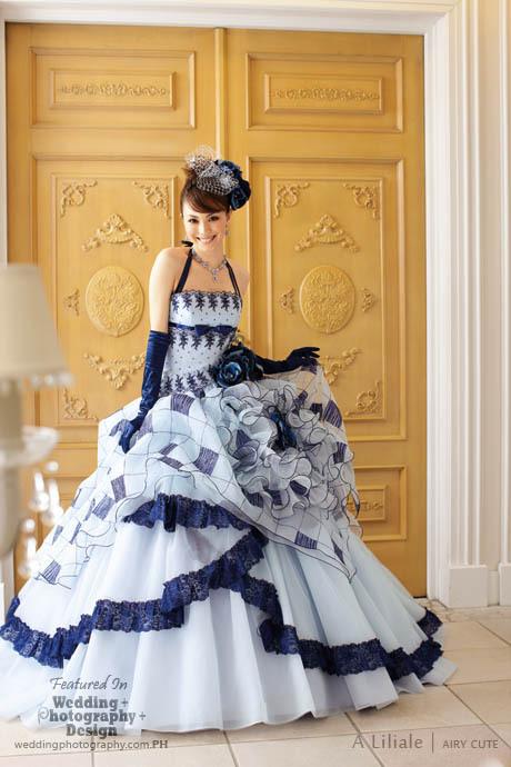 Wedding Dress For   In Japan : Beyond kimono modern kawaii japanese wedding dress