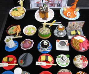 miniature food
