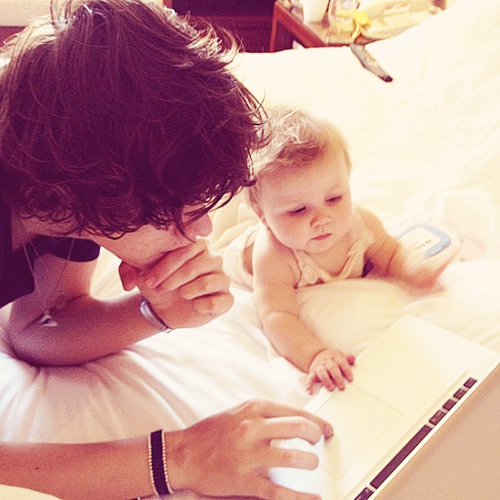 Does Harry Satyles Have A Dauhgter Name Darcy   Apps Directories