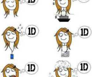 one direction 1d