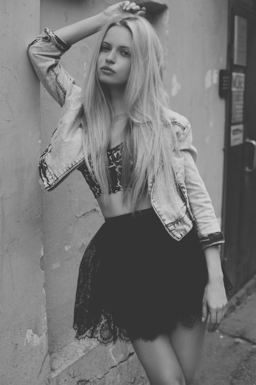 whitegirl skirt