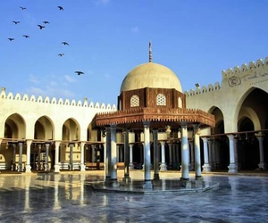 amr bn el 3as mosque