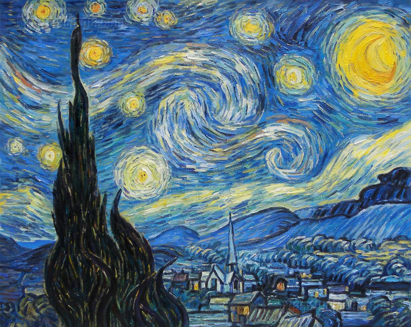 van gogh dark paintings - photo #25