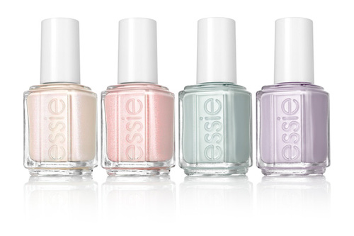 Essie Wedding Collection 2012 - Bridal Nail Polish Shades