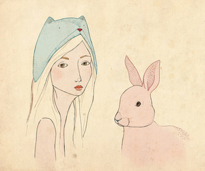 animal rabbit bunny art