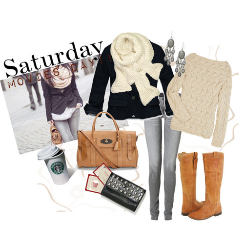 Let's Go To The Cinema! - Polyvore