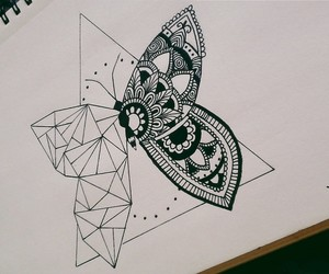 mandala art draw