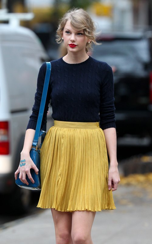 Blonderings Ponderings Of A Blonde Taylor Swift Fashion