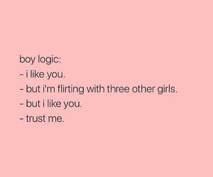 boy logic