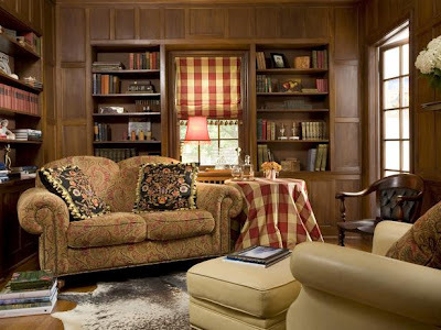 Home Library Ideas. Library Design Ideas. Decoration Comfortable